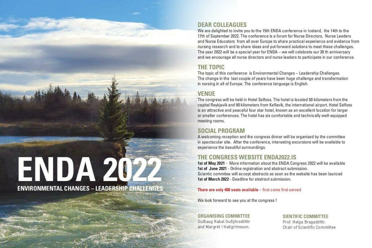 ENDA_Congress 2022